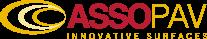 Assopav – Pavimenti e rivestimenti per la casa, l'industria e negozi. Logo
