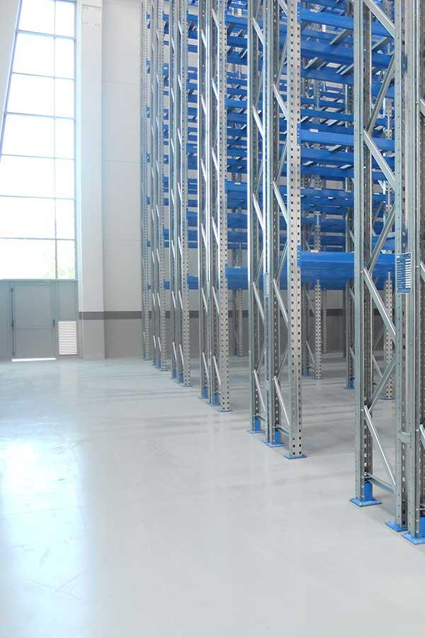 pavimenti in resina multistrato per aziende